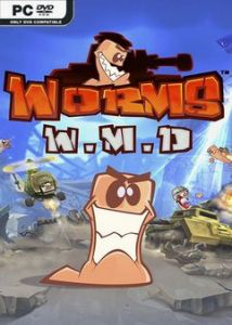 Worms W.M.D Brimstone